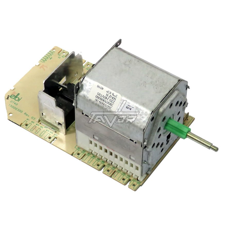 TIMER  BITRRON ON ELCTRONIC MODULE FOR WASHING MACHINE IT WASH MODELS ITW5510B,  II5090