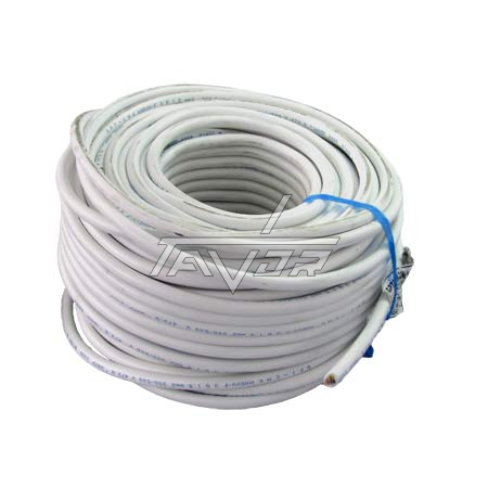 Electric Cable (Pendel) White 1 Meter 3X1.5Mm