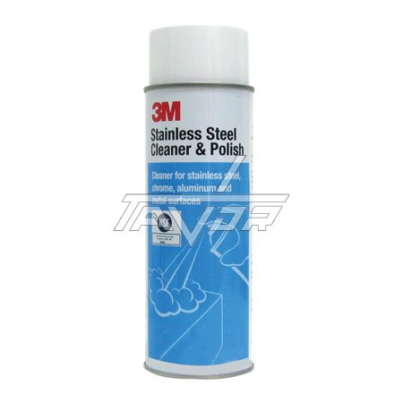 Spary 3M 600Ml+Nap Kit For Cleanning Stailess Steel