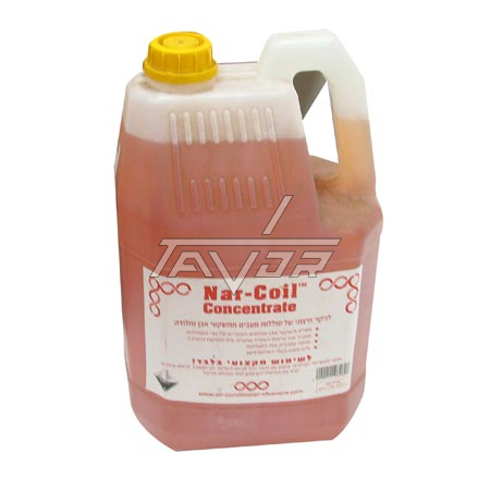 Cleaning Material Of Acid Detergents For Condenser Coil Tamer-Pink Stuff (Acidic) -1 Gallon Jug - 3.78 Lit -Supco Hs58128