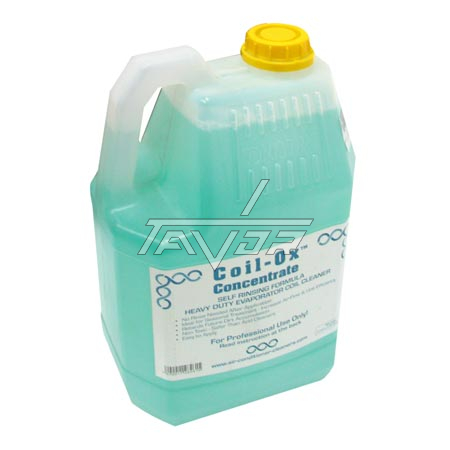 Cleaning Material Of Alkaline Foaming For Condenser Coil Tamer-Green Stuff (Alk)-1 Gallon Jug - 3.78 Lit -Supco Hs59128