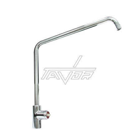 FAUCET WITH LONG HANDLE AND LONG NOZZLE FOR FILLING POTS - MONOLITH - ITALY