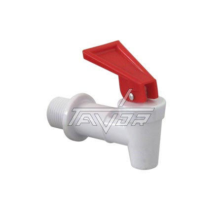Faucet For Hot Drinking Water Red Color 1/2