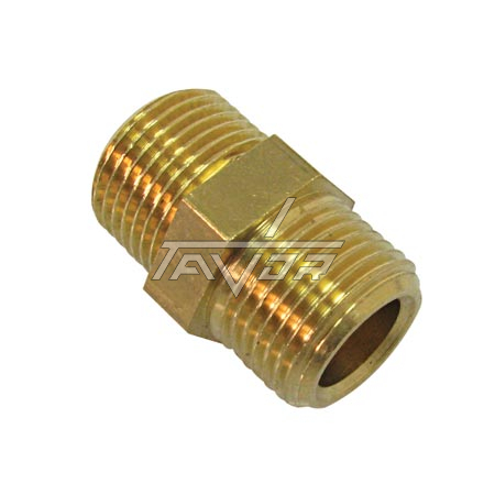CONNECTOR BRASS 3/8