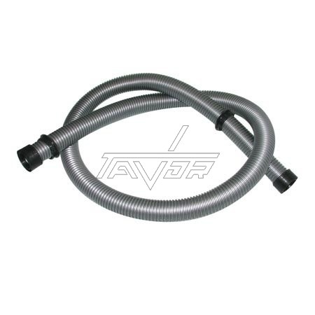 Vacuum Cleaner Hose 1.80 Meters Including Two Clips, Diameter 3.50 Cm