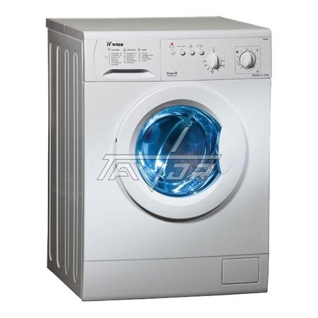 WASHING MACHINE IT WASH 10 KG -1,000 RPM MODEL E31012D