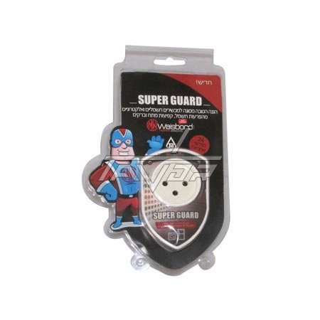 Super Guard Current Electric Stabliser For A Refrigerator With Earth Protection And 3.5 Min Delay