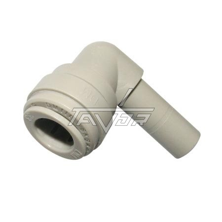 Union Elbow 90° - 6 Mm Tube - 8 Mm Quick With Nsf Standard