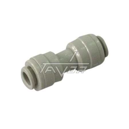 Adapter Plastic Connector 180° - 1/4