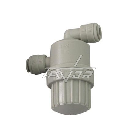 Water Filter - Mini Size With Filter For Water Entrance -1/4