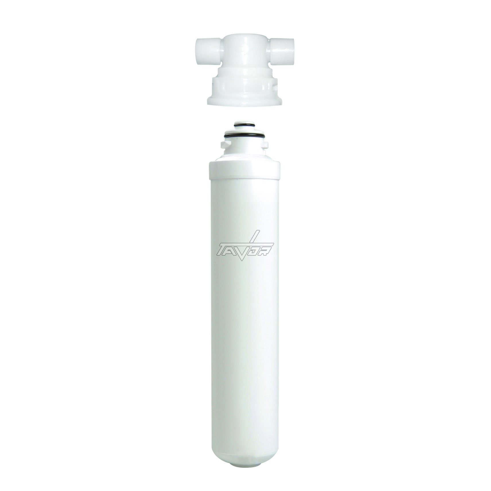 WATER FILTER U-1 WITH CHARCOAL CARBON AND POLYPHOSPHATE - MICROFILTER