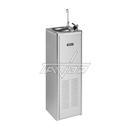 Water Fountain Floor Standing Type- Water Cooler With 2 Faucets-Zerica Model Refresh Rfp 80