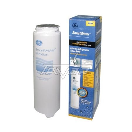 WATER FILTER FOR ICE MAKER WITH A QUICK ASSEMBLY FOR REFRIGERATOR GE -CODE GSWF
