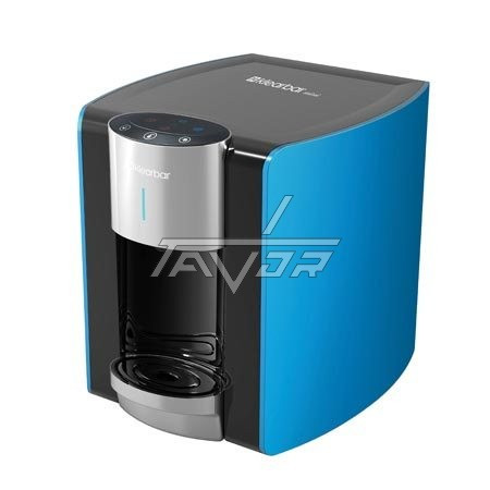 Water Dispenser Desktop Model In Blue Color - Model Klearbar Mini