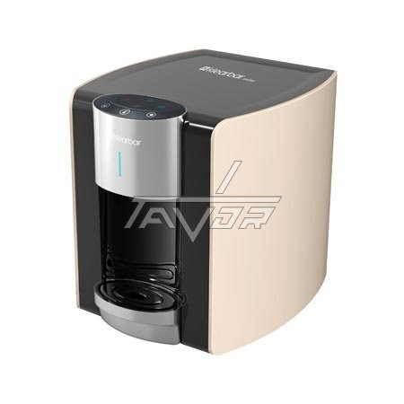 Water Dispenser Desktop Model In Beige Color - Model Klearbar Mini
