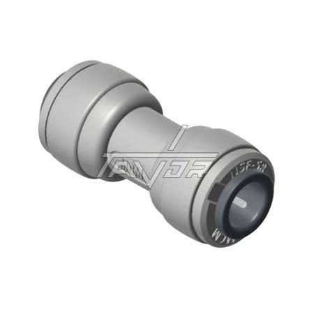ADAPTER STRAIGHT 180° FITTING - 1/4