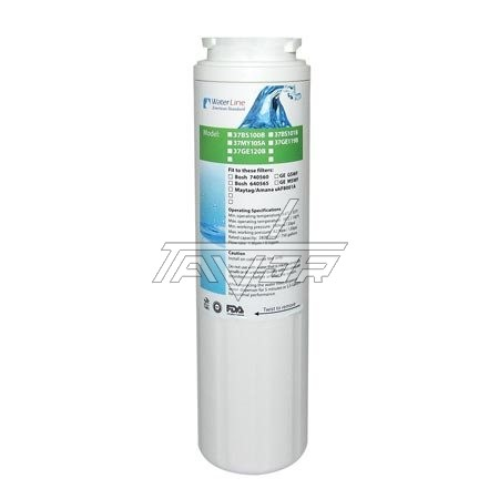 Water Filter Puriclean Ii For Amana\Myatag Refrigerator With Nsf-42