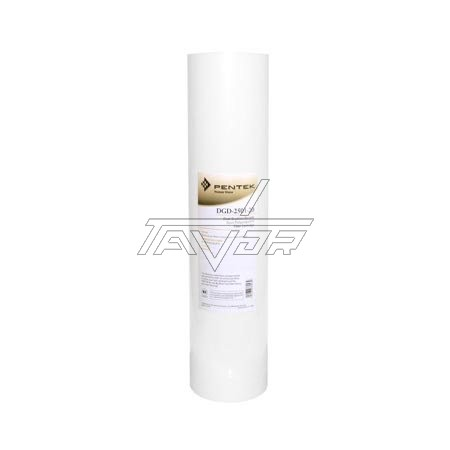 Water Filter Dual Gradient Density- Polypropylene Sediment Cartridge 20