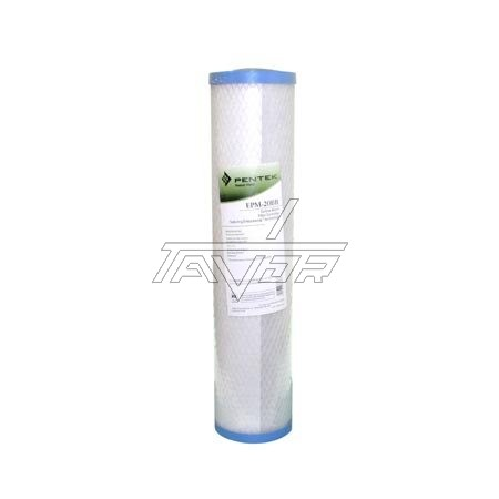 Water Filter Carbon Block 10 Mic Ron - 20