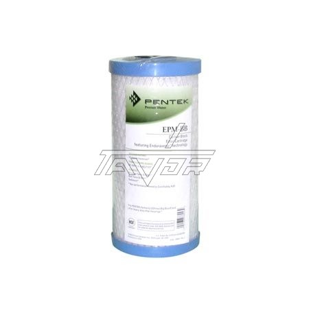 Water Filter Carbon Block 10 Mic Ron - 10