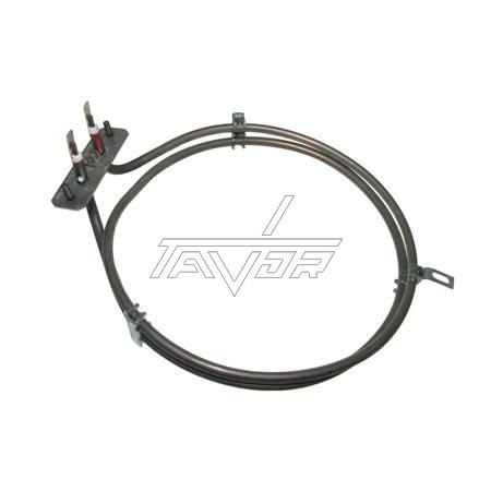 Round Heating Element-Turbo With 2 Spirals--2500W- For Cooker King\Electrolux