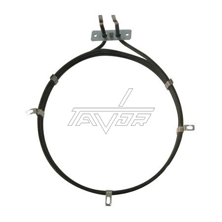 Heating Element 230V -4Kw Rounded 3 Turns Of Diamter 220Mm For Industrial Oven Unox