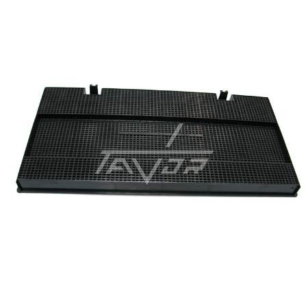 Filter Black And Squre Type For Cooker Hood 21.5X43.5 Cm