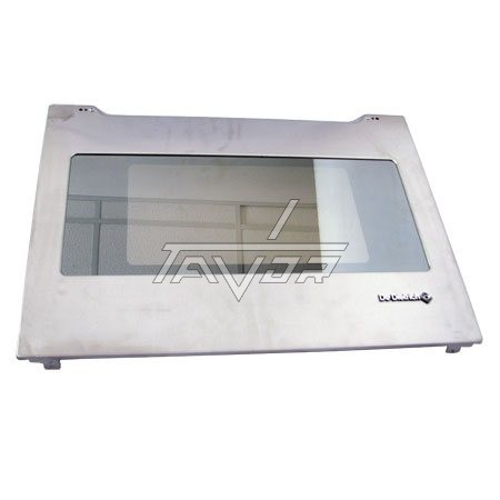 Glass+ Stainless Steel Frame Fm-4445