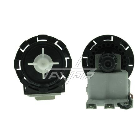 Magnetic Pump With 8 Latches Around Base For The Plastic Head (Black Color)