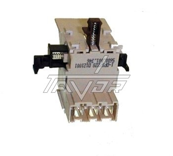 Push Button Switch Of Bosch Dishwasher Se-25235