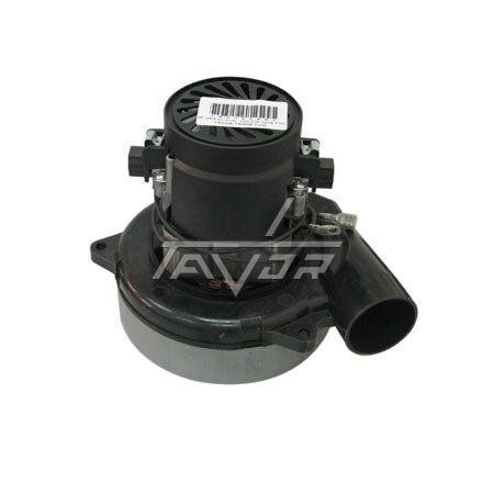 Vacuum Cleaner Motor 220V -1000W With 1 Wing And A Side Exit -Dry Type