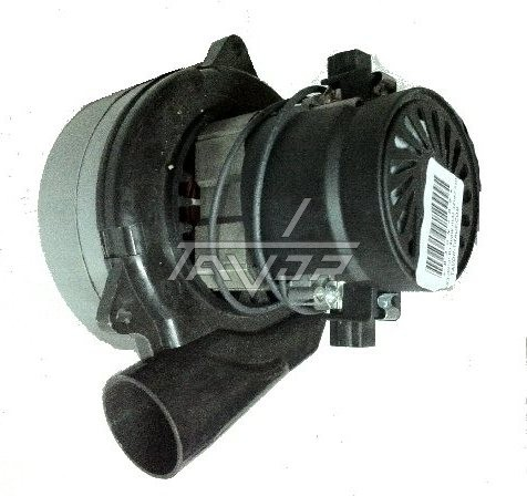 Vacuum Cleaner Motor 24V -400W With 2 Wings And A Side Exit