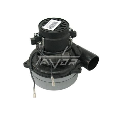 Vacuum Cleaner Motor 36V -400W With 2 Wings And A Side Exit