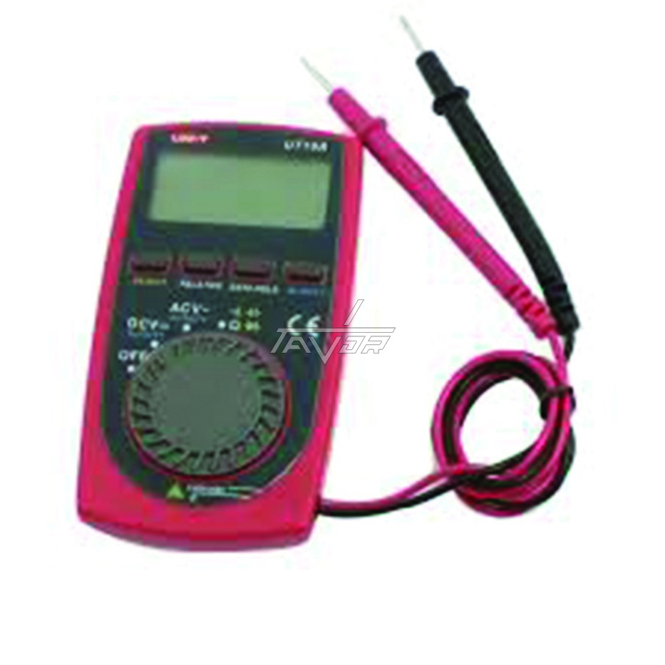 Modern Pocket-Size Digital Multimeter
