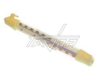 Thermometer For Industrial Refrigerator -50° / +50° Sqaure Type With Hang-Up Option