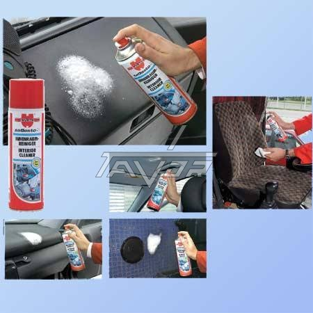 Cleanning Foam For Inside The Car 500 Ml